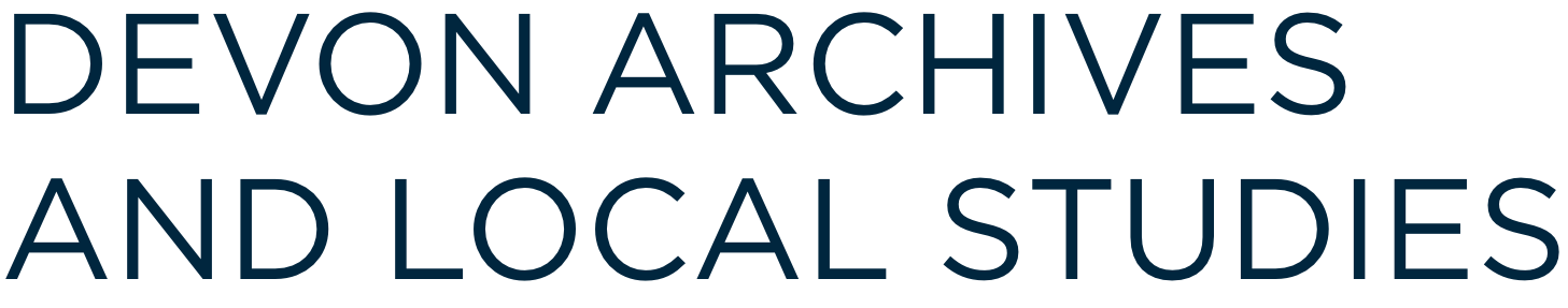 Devon archives and local studies logo