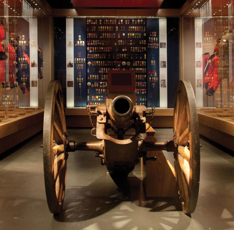 Somerset Military Museum