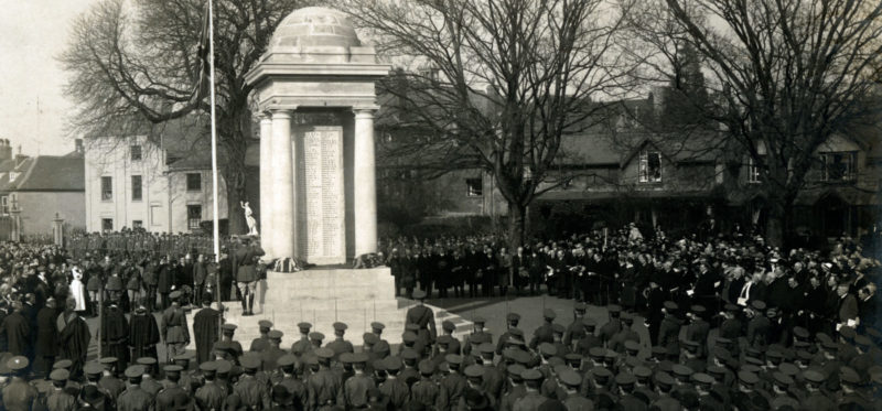 Taunton War Memorial