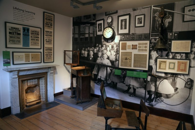 The Learning gallery