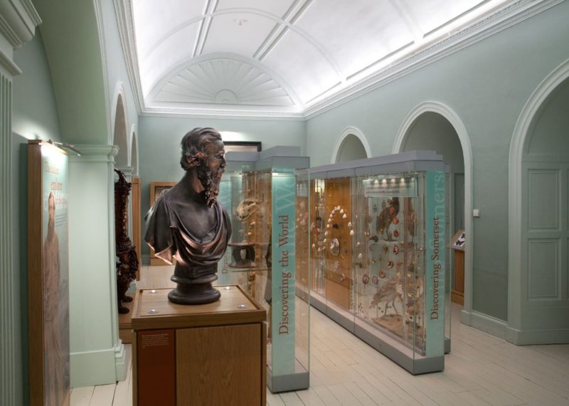 Photo of the inside of Museum of Somerset
