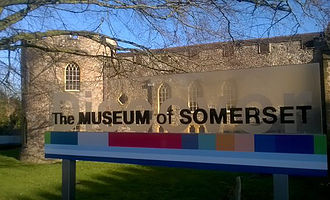 Photo of the outside of The Museum of Somerse