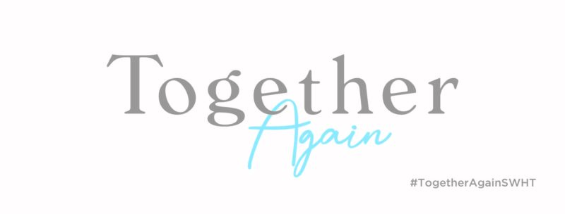 The words: Together Again